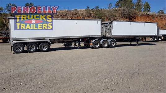 2009 Graham Lusty Trailers Tipper Trailer Pengelly Truck & Trailer Sales & Service - Trailers for Sale