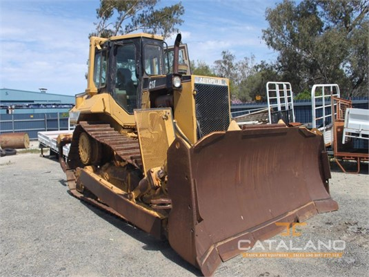 2002 Caterpillar D6M XL Catalano Truck And Equipment Sales And Hire - Heavy Machinery for Sale