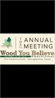 Texas Forestry Association Annual Meeting and Auction