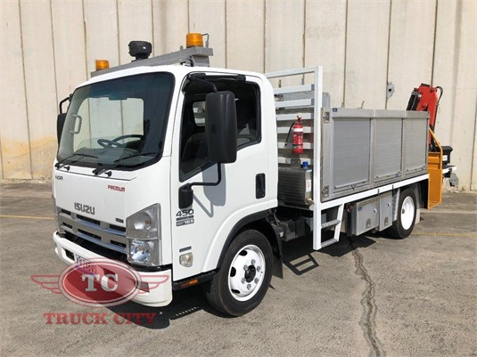2009 Isuzu NQR 450 Premium Truck City - Trucks for Sale