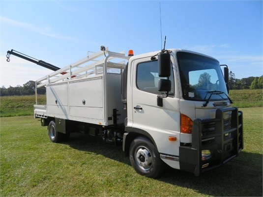 2012 Hino 500 Series 1022 FC - Trucks for Sale