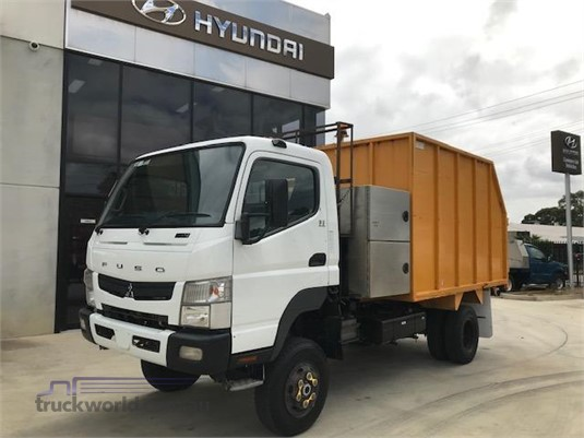2012 Mitsubishi Canter 4x4 Adelaide Quality Trucks - Trucks for Sale