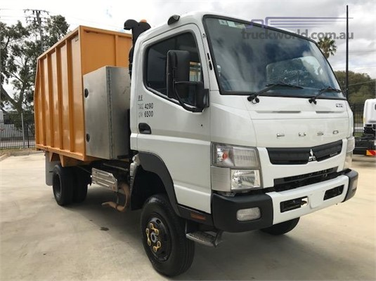 2012 Mitsubishi Canter 4x4 Adelaide Quality Trucks - Trucks for Sale