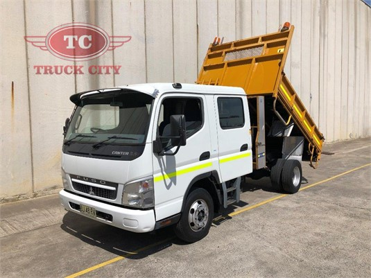 2010 Mitsubishi Canter 3.5 Truck City - Wrecking for Sale
