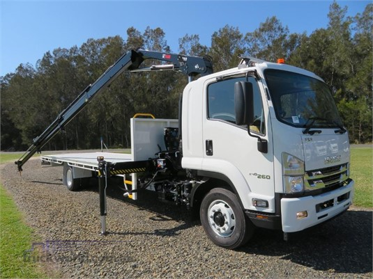 2019 Isuzu FSR 140 260 XLWB - Trucks for Sale