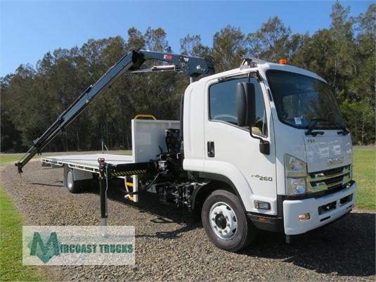 2019 Isuzu FSR 140 260 XLWB Midcoast Trucks - Trucks for Sale