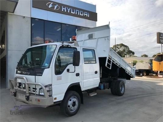 2007 Isuzu NPR 400 Crew Cab Adelaide Quality Trucks - Trucks for Sale