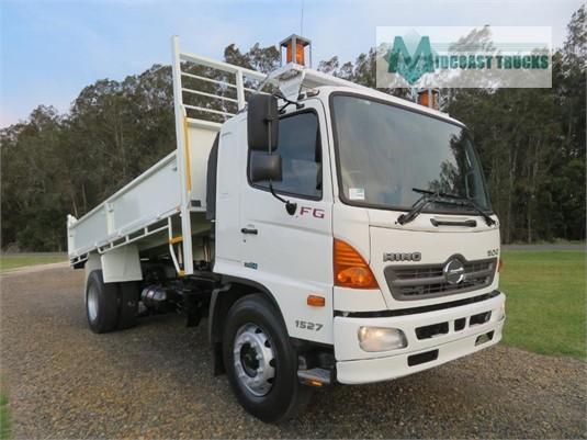 2008 Hino Ranger 9 FG Midcoast Trucks - Trucks for Sale