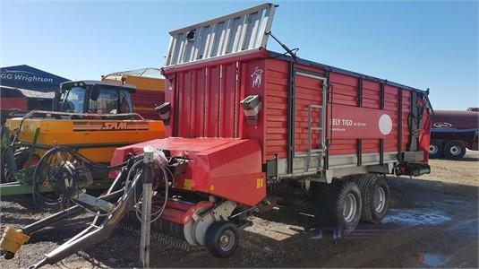 2013 Lely Tigo 40SD Profi - Farm Machinery for Sale