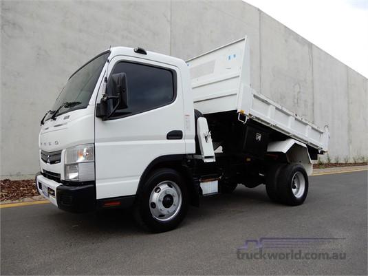 2015 Mitsubishi Fuso CANTER 715 - Trucks for Sale