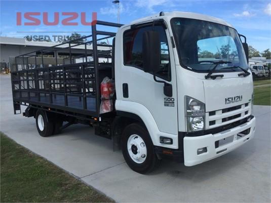 2015 Isuzu FRR 500 Medium Used Isuzu Trucks - Trucks for Sale