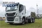 2019 Iveco Stralis ATi460 Prime Mover