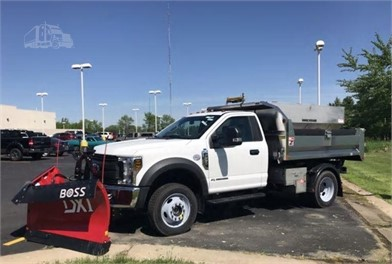 Plow Trucks / Spreader Trucks For Sale - 42 Listings