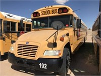 October 17 Surplus Buses / Vehicles Online Auction