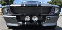 1967 Ford Mustang GT- by Unique Performance