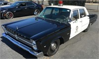 1965 Plymouth Fury LAPD Tribute