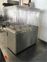 Crathco 4 Bowl Refrigerated Drink Dispenser
