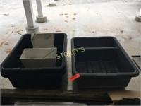Dish tubs