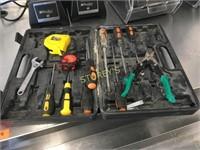 Tape Measure, Tools, Etc.