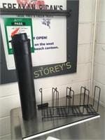 Cup Dispenser, Rack, ETc.