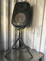 ION 350watt Blue Tooth Speaker w/ Stand