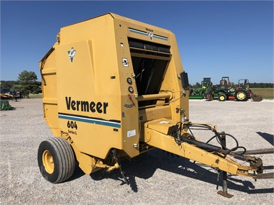 VERMEER 604L Auction Results - 7 Listings | TractorHouse.com ... on