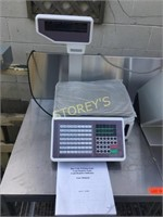 AS New TM-A Bar Code Printing Scale - 20kg