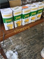 Boxes of Straws