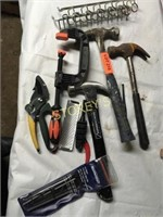 Hammers, Clamps, Etc.