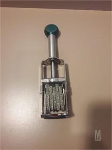 Vintage Garvey Price Marker Stamper Other Items For Sale