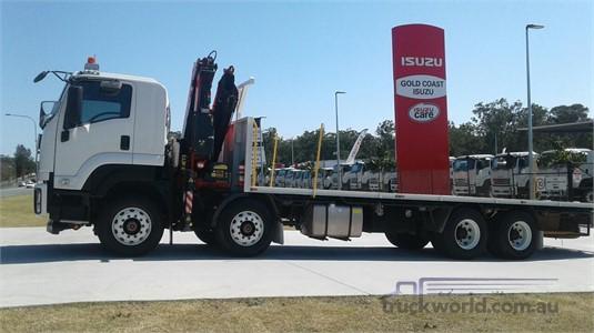 2015 Isuzu FYJ 2000 - Trucks for Sale