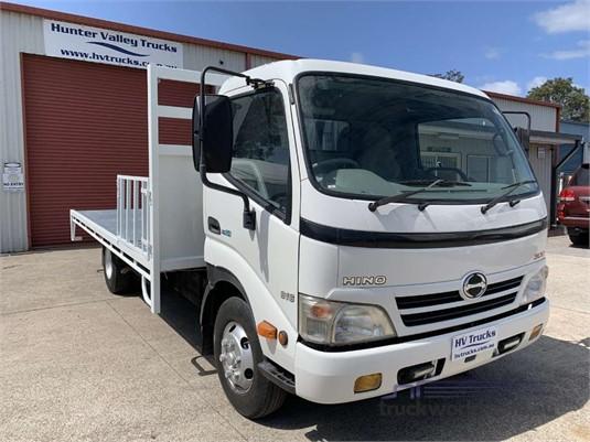 2008 Hino 300 Series 816 - Trucks for Sale