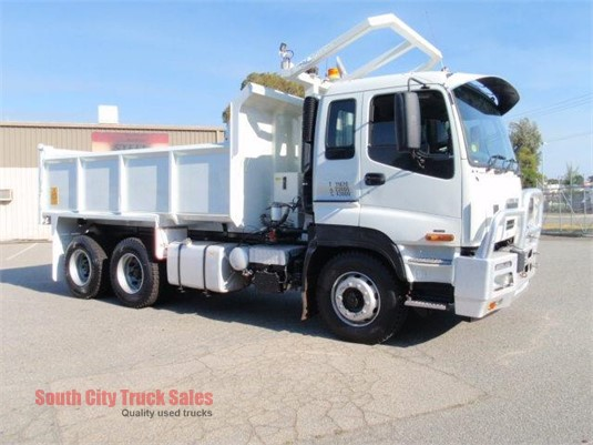 2011 Isuzu CXY 455 Medium Premium South City Truck Sales - Trucks for Sale