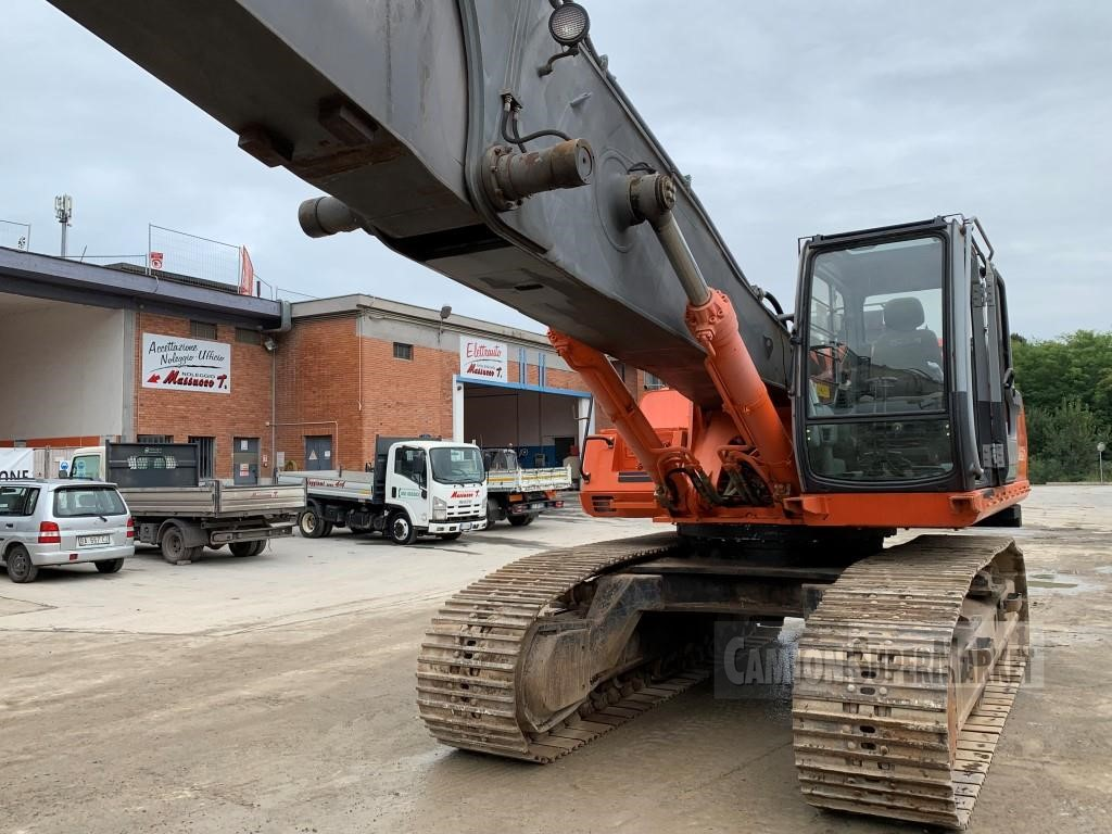 FIAT|HITACHI EX455 used 2001