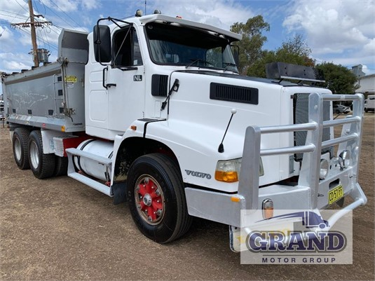 1993 Volvo NL12 Grand Motor Group - Trucks for Sale