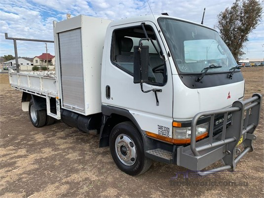 2004 Mitsubishi Fuso CANTER 500/600 - Trucks for Sale