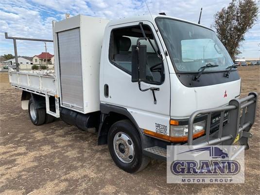 2004 Mitsubishi Fuso CANTER 500/600 Grand Motor Group - Trucks for Sale
