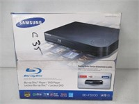 New Samsung BD-F5100 Dlu-Ray Disc DVD Player
