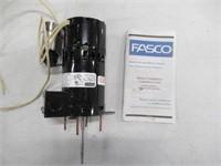 Fasco Model D410 Electric Motor 3000RPM