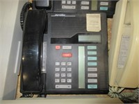 Northern Telecom Meridian Phone System with