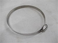 """5"""" Stainless Steel Hose Clamps (150 Pcs)"""