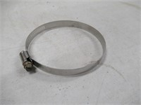"4"" Stainless sTeel Hose Clamps (200 Pcs)"