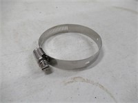 "2"" Stainless Steel Hose Clamps (200 Pcs)"