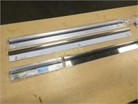 4 New Alumin Check Holders