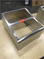 New S/S Cutlery Holder