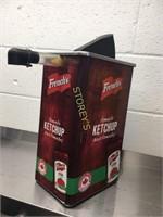 Ketchup Pump Dispenser - 6 x 8 x 14