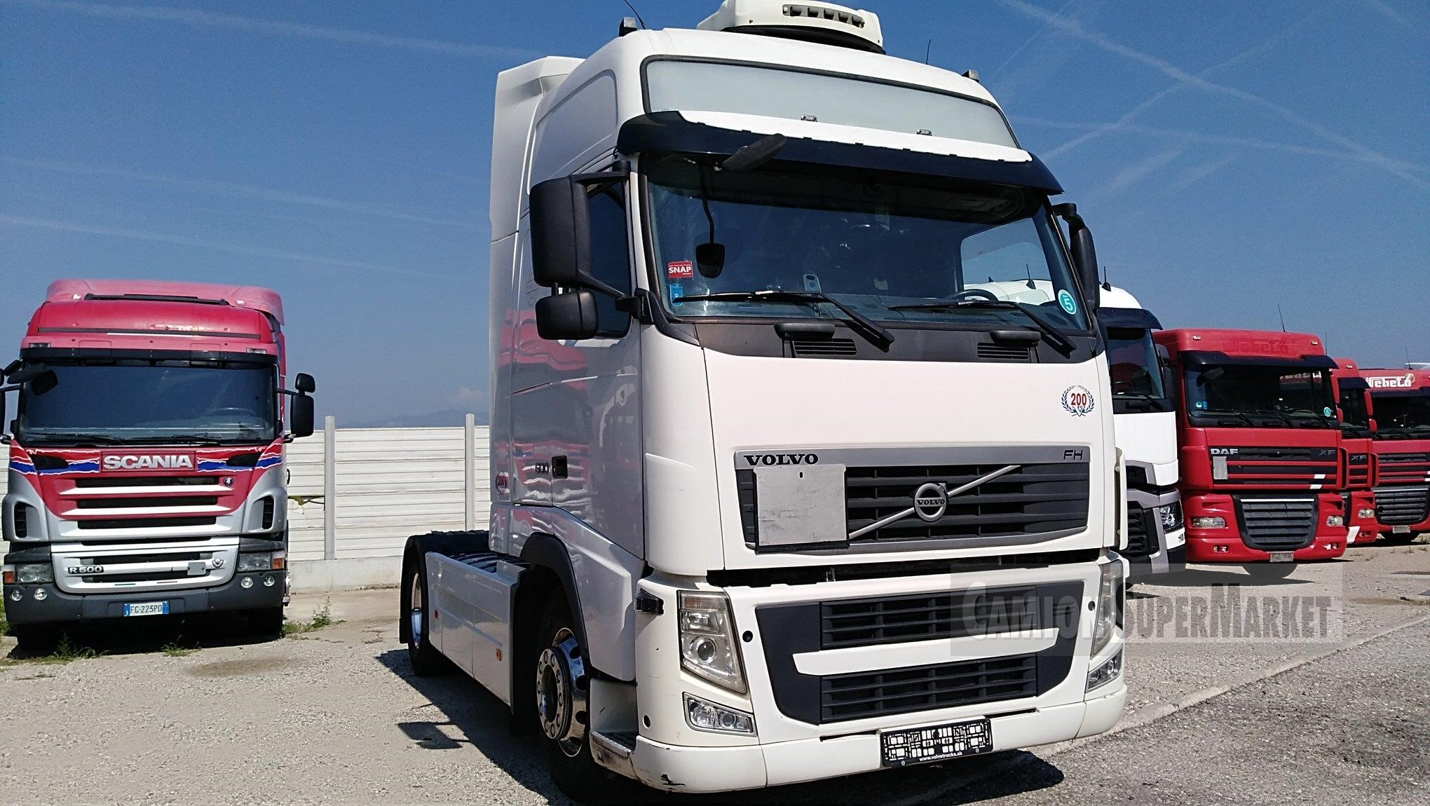 Volvo FH13.500 used 2011
