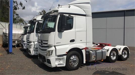 2018 Mercedes Benz Actros 2653LS - Trucks for Sale