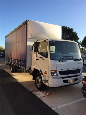 2018 Fuso Fighter 1224 Lwb Auto - Trucks for Sale