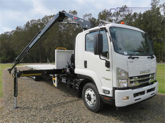 2020 Isuzu FSR 140 260 AUTO XLWB - Trucks for Sale